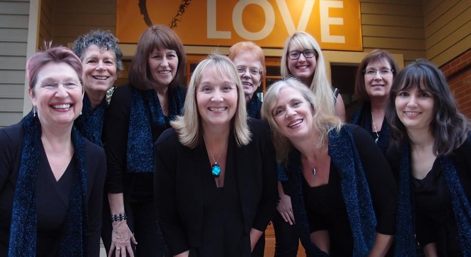 whatcom sound jazz singers, bellingham choirs