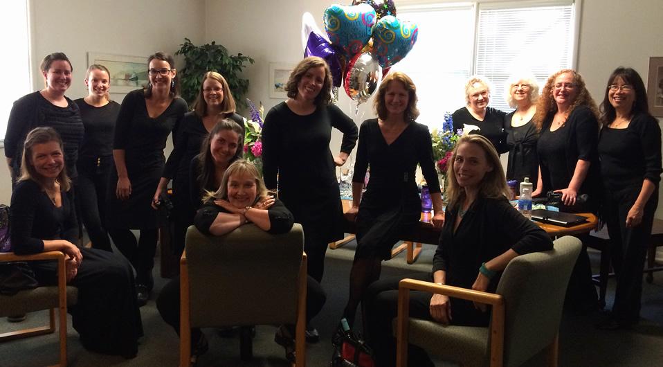 Allegra Women's Ensemble, Bellingham women's chorus